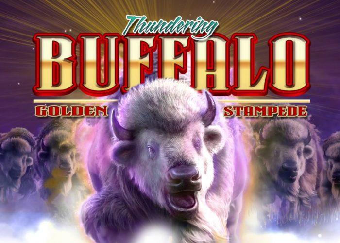 Thundering Buffalo: Jackpot Dash